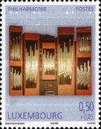 [The Grand Pipe Organs of the Grand Duchy, type BKV]