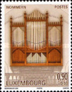 [The Grand Pipe Organs of the Grand Duchy, type BKX]