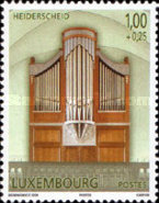 [The Grand Pipe Organs of the Grand Duchy, type BKY]
