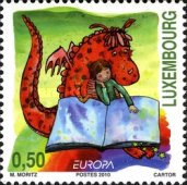 [EUROPA Stamps - Children's Books, Typ BLL]