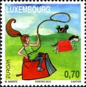 [EUROPA Stamps - Children's Books, Typ BLM]