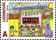 [Philatelic Design Contest - The Fight Against Poverty, Typ BLV]