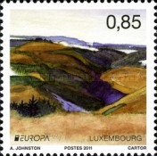 [EUROPA Stamps - The Forest, type BMY]