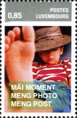 [Greetin- Personalized Stamps, Self Adhesive, type BNG]