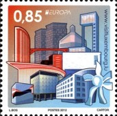 [EUROPA Stamps - Visit Luxembourg, type BOL]