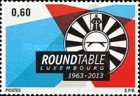[The 50th Anniversary of the Round Table Luxembourg, type BPG]