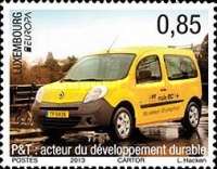 [EUROPA Stamps - Postal Vehicles, type BPL]