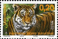 [SEPAC Issue - Wild Cats, type BPT]