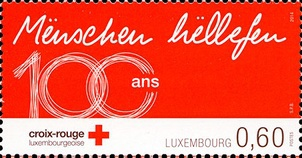 [The 100th Anniversary of The Luxembourg Red Cross, type BQQ]