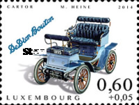 [Charity Stamps - Cars of Yesteryears, type BRL]