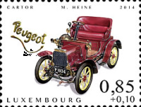 [Charity Stamps - Cars of Yesteryears, type BRM]