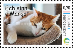 [Domestic Animals - The 10th Anniversary of Personalized Stamps, meng.post.lu, type BTX]