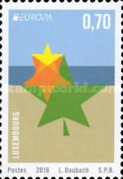 [EUROPA Stamps - Think Green, type BUC]