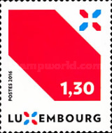 [Luxembourg's New Signature, type BUP]