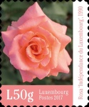 [Definitives - Roses, Typ BWC]