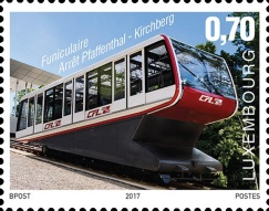 [Inauguration of the Tramway and the Pfaffenthal-Kirchberg Funicular, Typ BWI]
