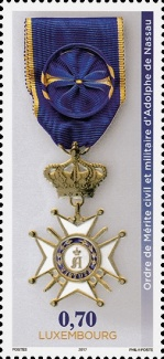 [National Orders of Merit, Typ BWJ]