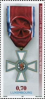 [National Orders of Merit, Typ BWK]
