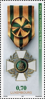 [National Orders of Merit, Typ BWL]