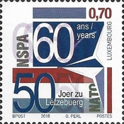 [The 60th Anniversary of the NSPA - NATO Support and Procurement Agency, Typ BWO]