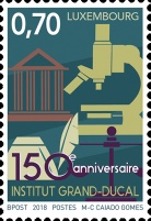 [The 150th Anniversary of the Institut Grand-Ducal, Typ BXD]