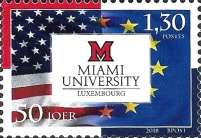 [The 50th Anniversary of Miami University in Luxembourg, Typ BXG]
