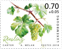 [Charity Stamps - The Luxembourg Moselle Region, Typ BXM]