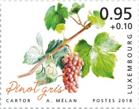 [Charity Stamps - The Luxembourg Moselle Region, Typ BXN]