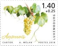 [Charity Stamps - The Luxembourg Moselle Region, Typ BXP]