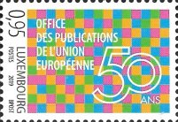 [The 50th Anniversary of the Publications Office of the European Union, Typ BYB]