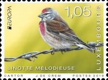 [EUROPA Stamps - National Birds, type BYD]