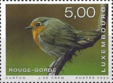[Rare Birds of Luxembourg, type BZG]
