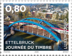 [Day of the Stamp - Ettelbruck, Typ BZY]
