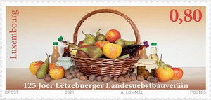 [The 125th Anniversary of the Luxembourg Fuit  Growers Union, type CAS]