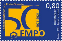 [The 50th Anniversary of the House of the Open Door Federation, type CAW]
