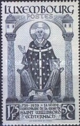 [The 1200th Anniversary of the Death of Saint Willibrord, type CF]