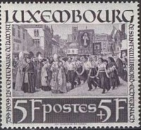 [The 1200th Anniversary of the Death of Saint Willibrord, type CH]