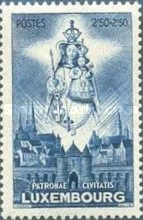 [Our Lady of Luxembourg, Typ DV]