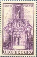 [Our Lady of Luxembourg, Typ DW]