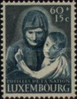 [Charity Stamps - Orphans, Typ FD]