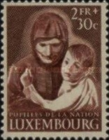 [Charity Stamps - Orphans, Typ FD1]