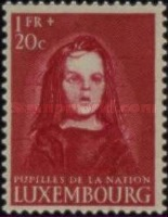 [Charity Stamps - Orphans, Typ FE]
