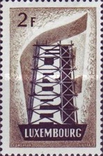 [EUROPA Stamps, Typ HO]