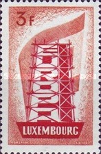[EUROPA Stamps, Typ HP]