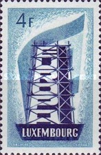 [EUROPA Stamps, Typ HQ]