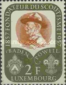 [The 100th Anniversary of the Birth of Robert Baden-Powell, 1857-1941, type IA]