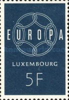[EUROPA Stamps, Typ JR]