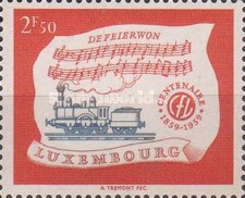 [The 100th Anniversary of Luxembourg Railroads, Typ JS]