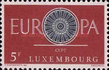 [EUROPA Stamps, type KL]