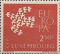 [EUROPA Stamps, type LC]